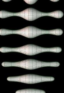 微分几何是对空间几何的研究