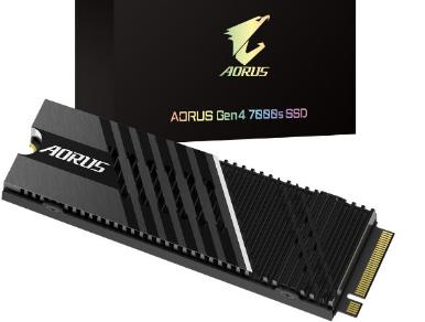 技嘉本周推出了其新的PCIe4.0AorusGen4SSD