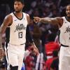 NBA常规赛快船队对阵活塞队莱昂纳德选择了战略性轮休