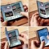 最新泄漏说三星的可折叠手机就像一本书