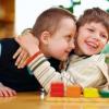 远程学习对某些残疾儿童家庭构成挑战