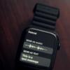 从运行watchOS6的苹果Watch发送语音消息