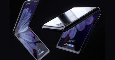三星GalaxyZFlip3智能手机的图片似乎已经在网上出现