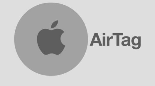 苹果AirTags设置过程和查找新屏幕快照中显示的我的应用程