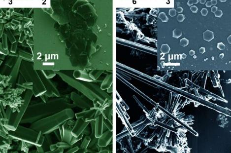 研究人员破译有前途的金属有机骨架的结构