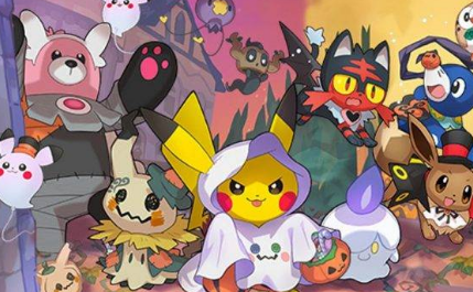 宠物小精灵GO的万圣节活动可能会开启第三代神奇宝贝的大门