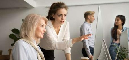 关于如何成为两倍于你年龄的人的好导师的五个技巧
