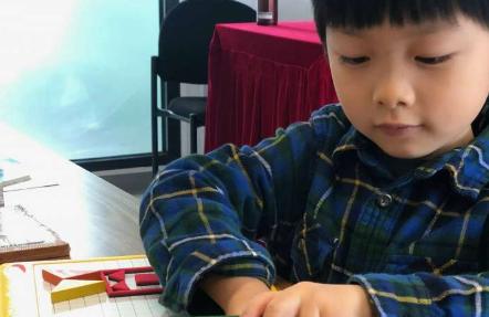 学者发明新的七巧板游戏来测试儿童的视觉相关读写能力