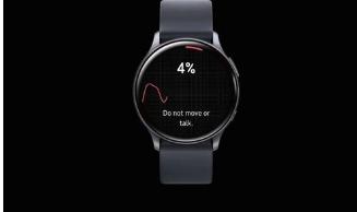 三星GalaxyWatch4智能手表可在WearOS上运行
