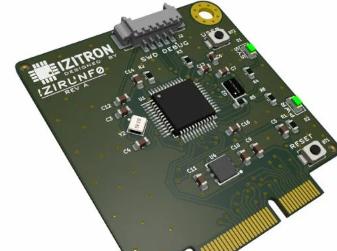 IZIRUN模块化开放硬件STM32开发板