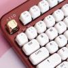 AZIOIZO机械无线键盘套装具有控制旋钮等