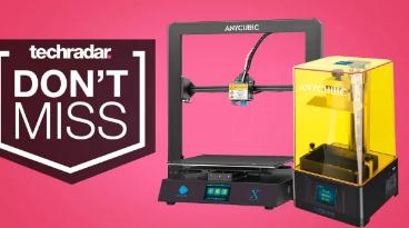 这些AnyCubic3D打印机交易令人惊讶