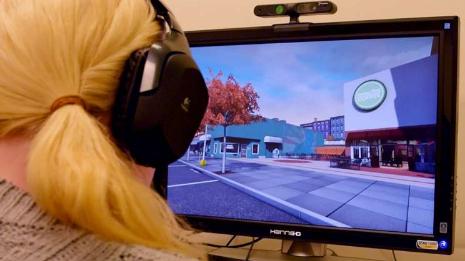 虚拟培训帮助中学生磨练社交技能