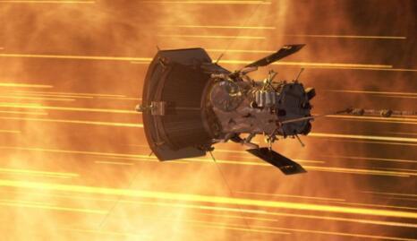 宇航局的帕克太阳探测器发回22GB的太阳飞越数据