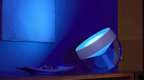 飞利浦HueIris灯以更亮的颜色和新的风格回归