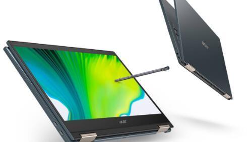 AcerSpin75G笔记本电脑采用Snapdragon8cxGen2实现多日电池