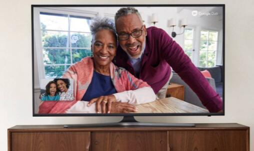 AndroidTV上的谷歌Duo很快就会接管您的客厅