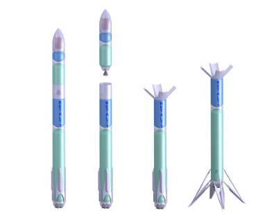 欧洲开发可重复使用的火箭以抵御SpaceX的主导地位