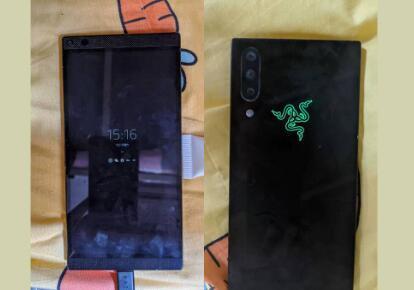 RazerPhone3原型机可能暗示它被取消的原因