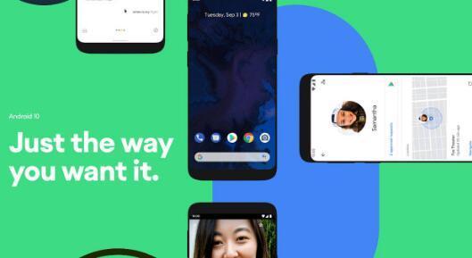 Android10采用数字为未来带来希望