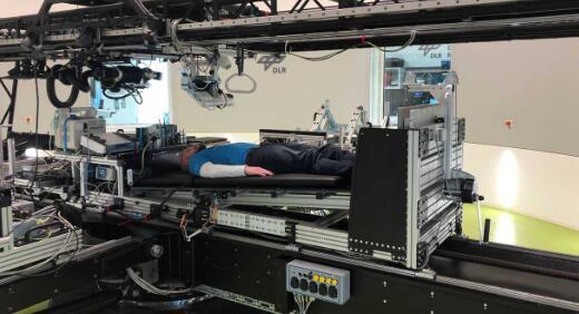 宇航局和ESA测试人造重力对宇航员健康的影响