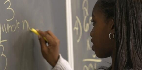 低收入家庭在远程教育方面更加挣扎
