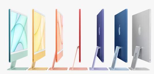 苹果重新设计新iMac添加了什么设备呢
