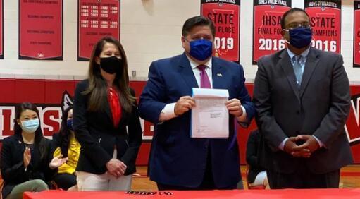 伊利诺伊州成为第一个要求学校教授历史的州