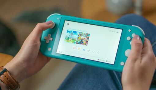 Nintendo Switch Lite 移动手持控制台评测