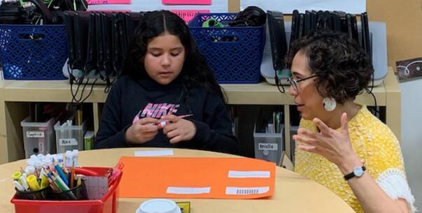 艺术编程扩大了学生的声音和SEL机会