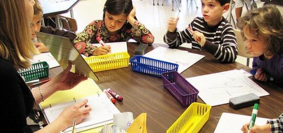 密歇根阅读法提高学生识字率