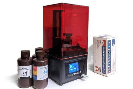ELEGOO Mars Pro Review 微型 3D 打印机评测