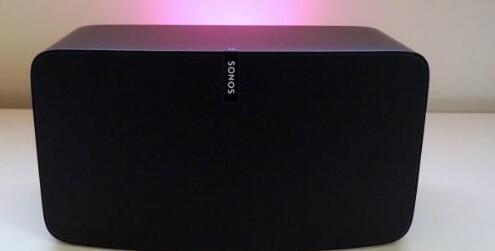 Sonos PLAY 5 一体式扬声器评测
