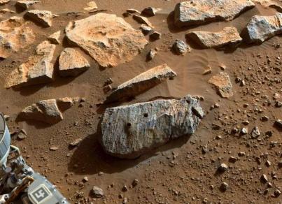毅力收集的火星岩石为古代生命提供了支持