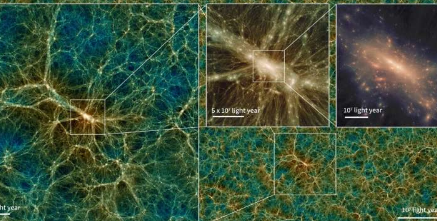 任何人都可以免费探索的最大虚拟宇宙