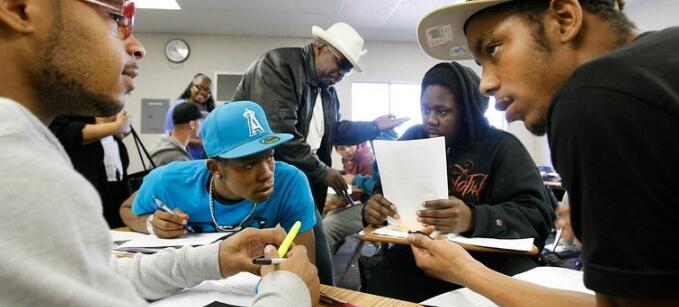 深入了解社区内部让黑人历史产生共鸣