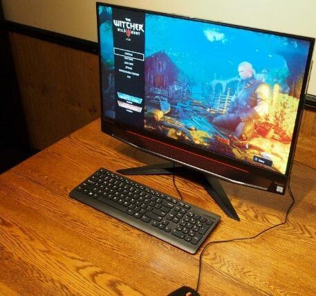 联想 IdeaCentre Y910 游戏一体机电脑的配置评测