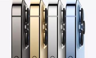 iPhone13Pro和ProMax拥有更多存储空间更大变焦和更强动力