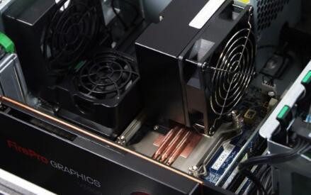HP Z420 一体机工作站的处理器评测