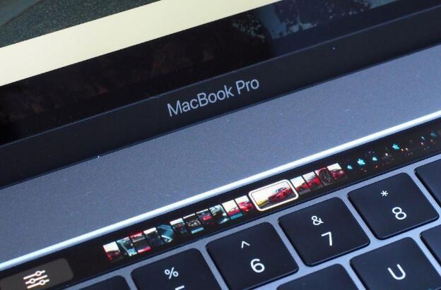 苹果 MacBook Pro 笔记本电脑的触控栏评测