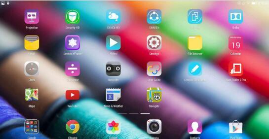 联想 YOGA Tablet 2 Pro 平板电脑的软件评测