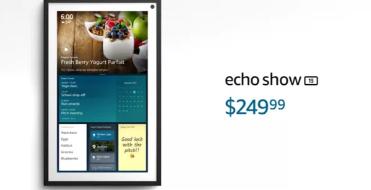 AmazonEchoShow15是一款EchoShow您可以像相框一样挂在墙上