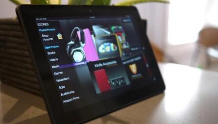 亚马逊 Kindle Fire HDX 8.9 平板电脑的规格评测