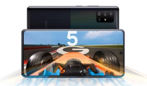 GalaxyA715G可能会来到Verizon并挑战Pixel5