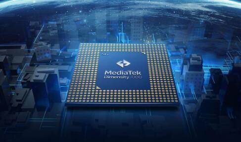 联发科天玑1000+内部集成5G芯片