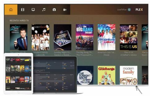 Plex向所有人免费提供三个月的直播电视功能