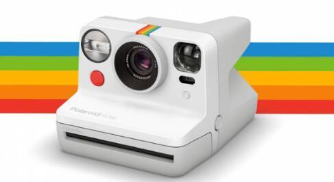 PolaroidNow即时相机将经典外观与基本功能相结合