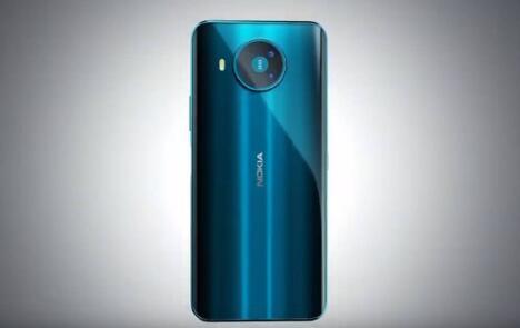 诺基亚8.35G正式亮相为首款真正的全球5G智能手机