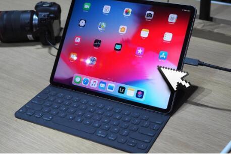 iPad和iPhone鼠标光标释放展示