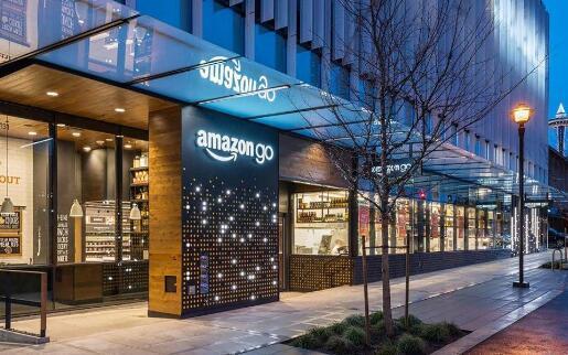 亚马逊正在向其他商店提供JustWalkOut免结账技术
